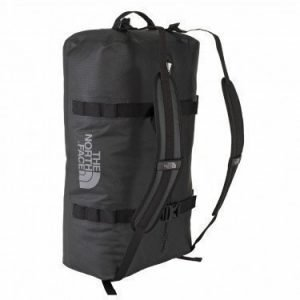 The North Face Waterproof 70 Litre Duffel Musta