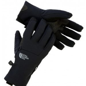 The North Face Women Apex + Etip Gloves käsineet musta