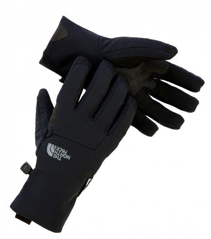 The North Face Women Apex + Etip Gloves käsineet musta