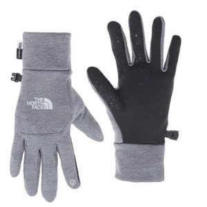 The North Face Women Etip Gloves käsineet harmaa