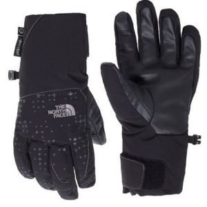 The North Face Women Guardia Glove käsineet musta
