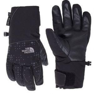 The North Face Women Guardia Glove käsineet musta