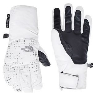 The North Face Women Guardia Glove käsineet valkoinen