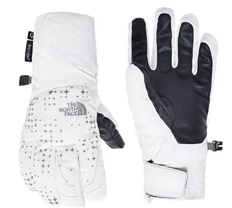 The North Face Women Guardia Glove käsineet valkoinen