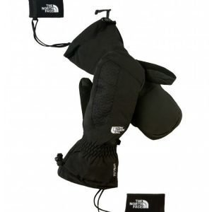The North Face Women Montana Mitts rukkaset musta