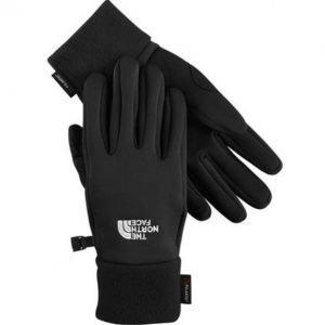 The North Face Women Powerstretch Gloves käsineet musta