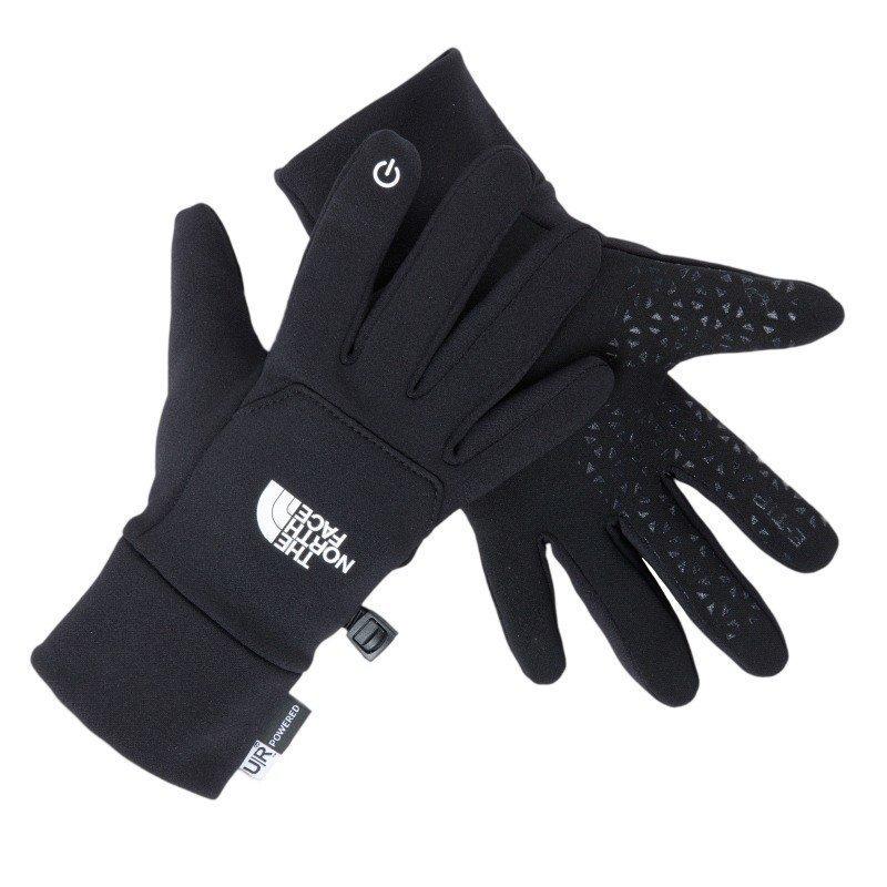 The North Face Women's Etip Glove L TNF Black
