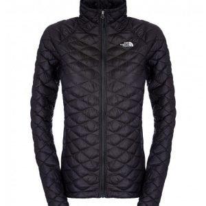 The North Face Women's Thermoball Jacket pieneen tilaan pakattava talvitakki musta