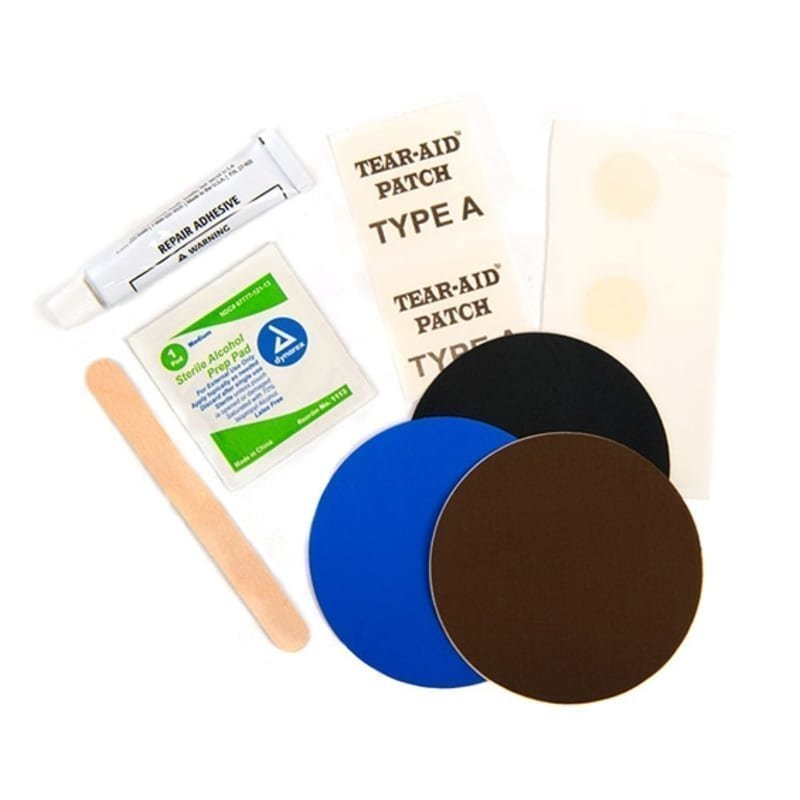 Thermarest Permanent Home Repair Kit 1SIZE Limon