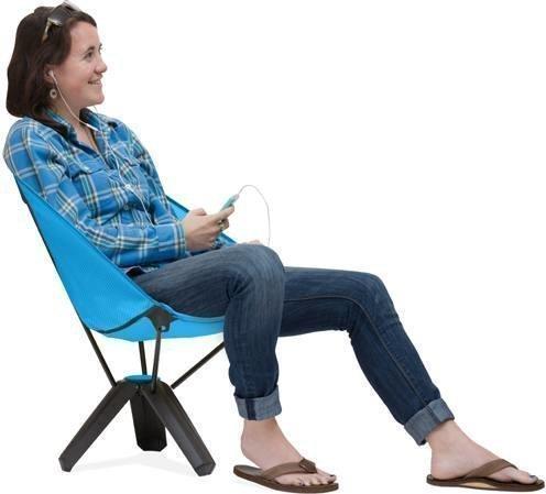 Thermarest Treo Chair Sininen
