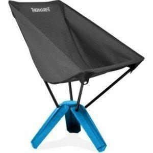 Thermarest Treo Ultra Compact matkatuoli musta / sininen
