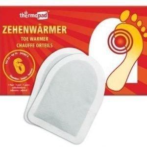 Thermopad kertakäyttöinen varpaanlämmitin (PARI)