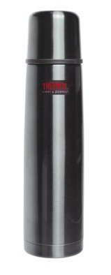 Thermos Light & Compact termospullo steel blue useita kokoja