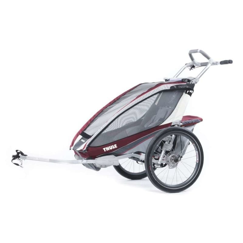 Thule CX1+Cycle Kit No Size Burgundy