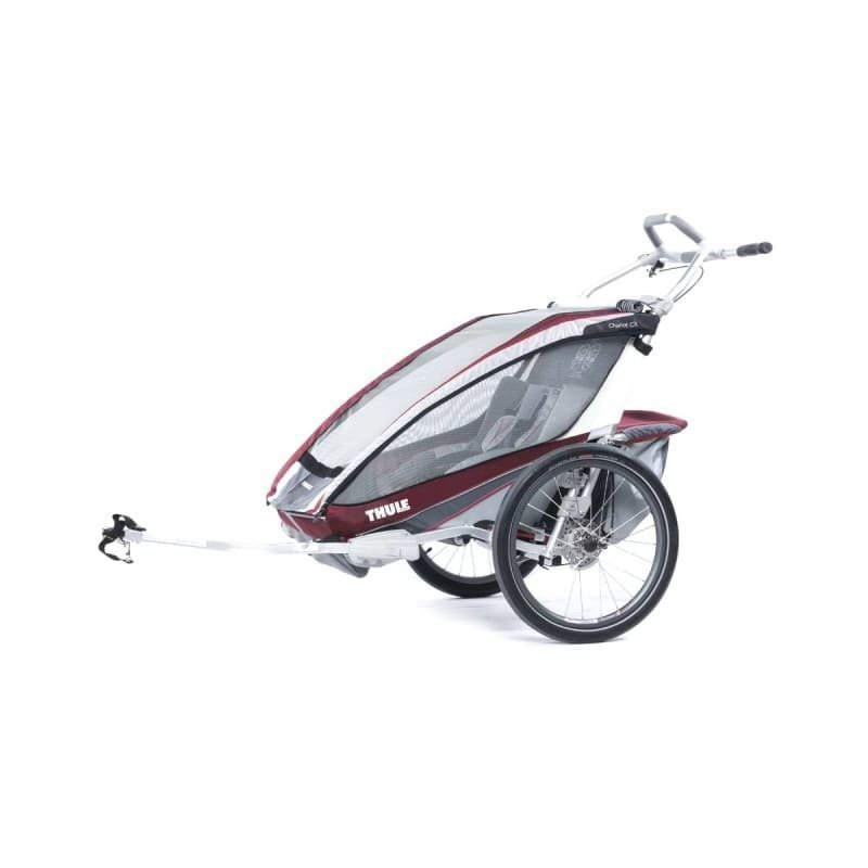 Thule CX2+Cycle Kit No SIze Burgundy