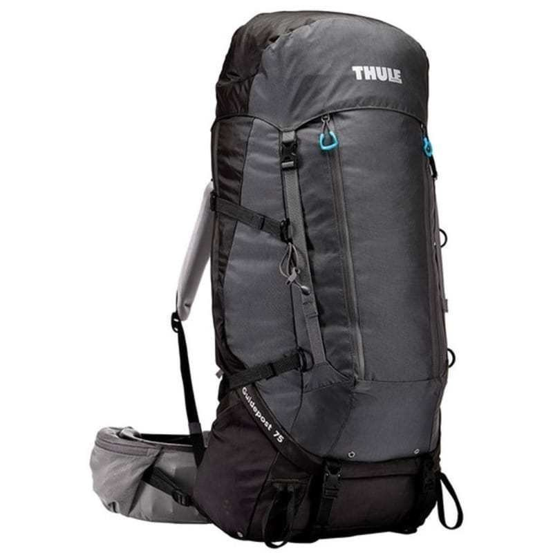 Thule Guidepost 75L Men's No Size Black/Dark Shadow