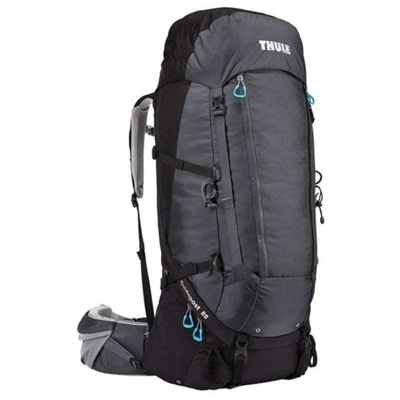 Thule Guidepost 88L Men's No Size Black/Dark Shadow