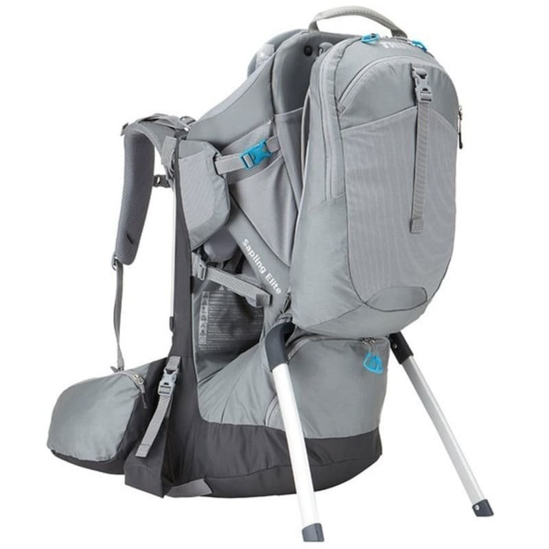 Thule Sapling Elite Child Carrier No Size Dark Shadow/Slate