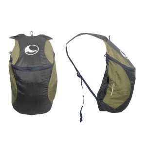 Ticket To The Moon Mini Backpack Plus Matkareppu Musta / Ruskea 15l