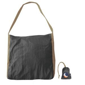 Ticket To The Moon Ostoskassi Musta / Ruskea 40l