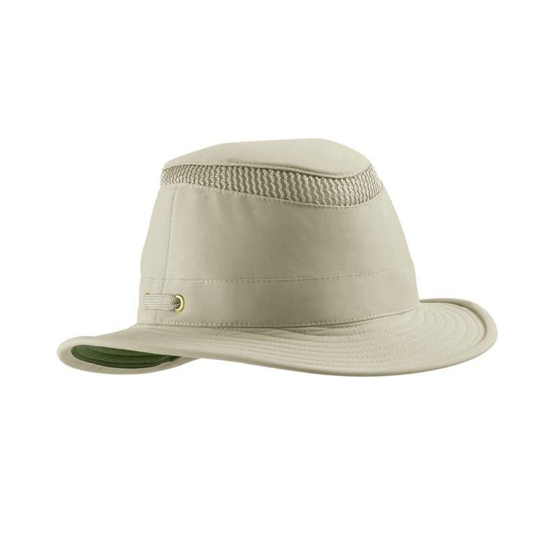 Tilley LTM5 Airflo Hat 7 1/8 KHAKI WITH OLIVE UNDERBRIM