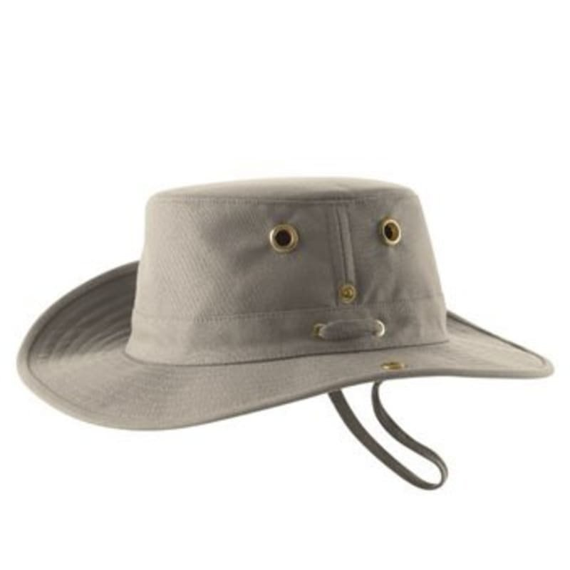 Tilley T3 Snap-Up Hat 7 1/8 Khaki