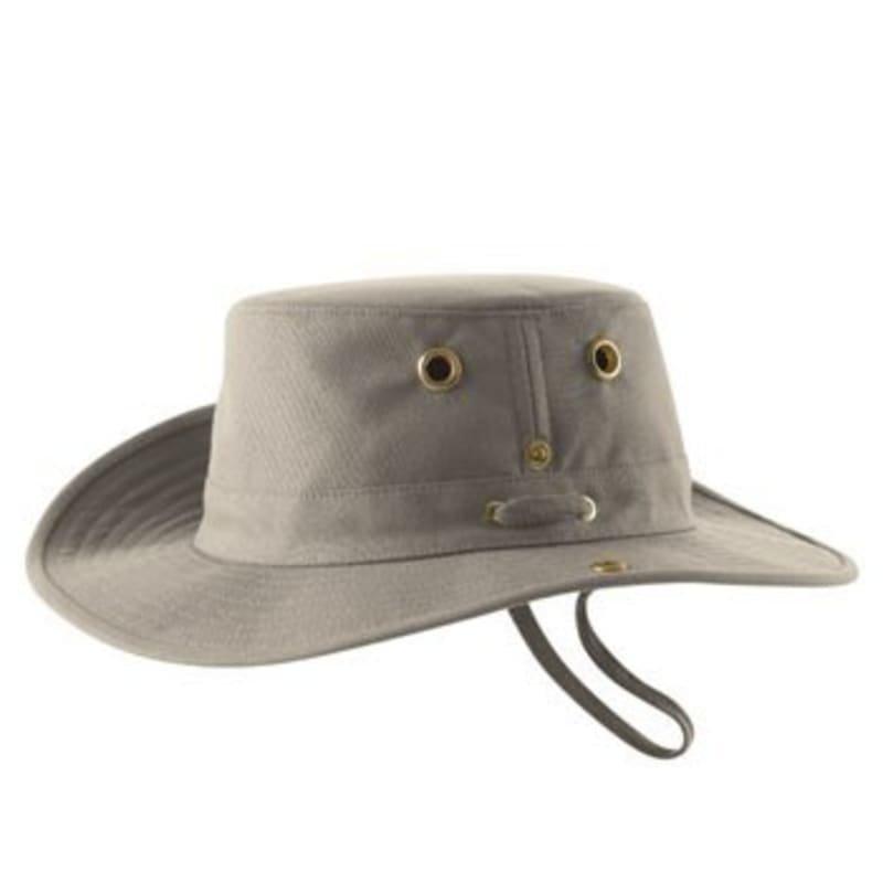 Tilley T3 Snap-Up Hat 7 1/8 Khaki