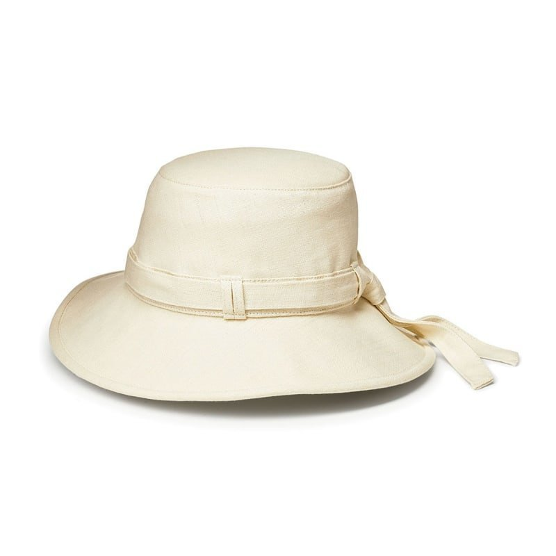 Tilley TH9 Women's Hemp Hat L Natural