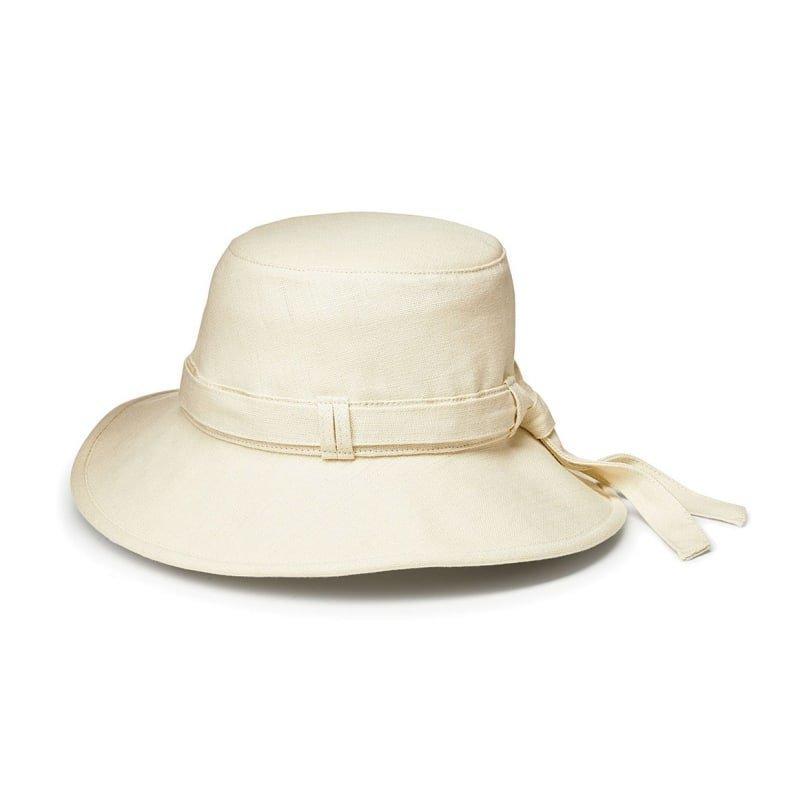 Tilley TH9 Women's Hemp Hat L Natural
