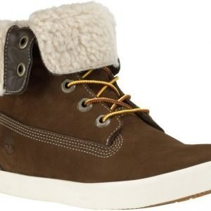 Timberland Earthkeepers Glastenbury Fleece Fold-Down Ruskea USW 7