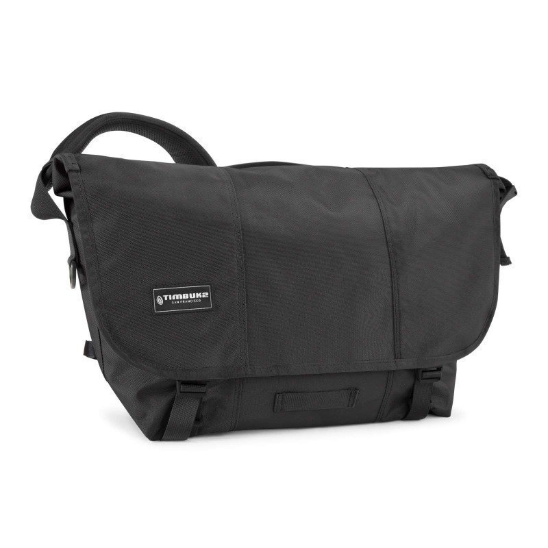 Timbuk2 Classic Messenger Bag L L Black