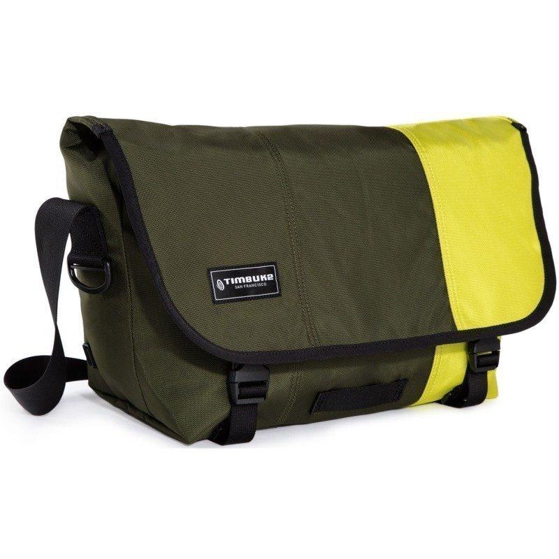 Timbuk2 Classic Messenger Bag S S Army Dip