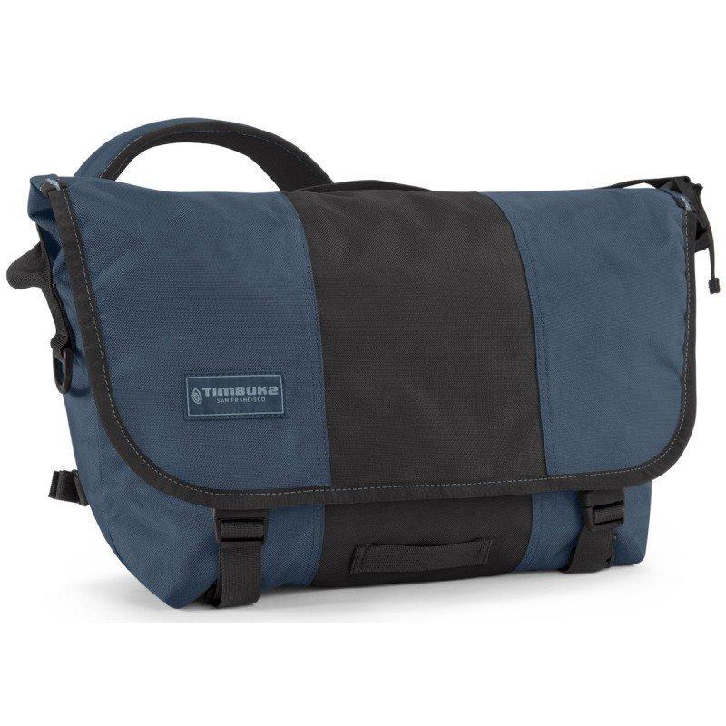 Timbuk2 Classic Messenger Bag XS XS Dusk Blue/Black