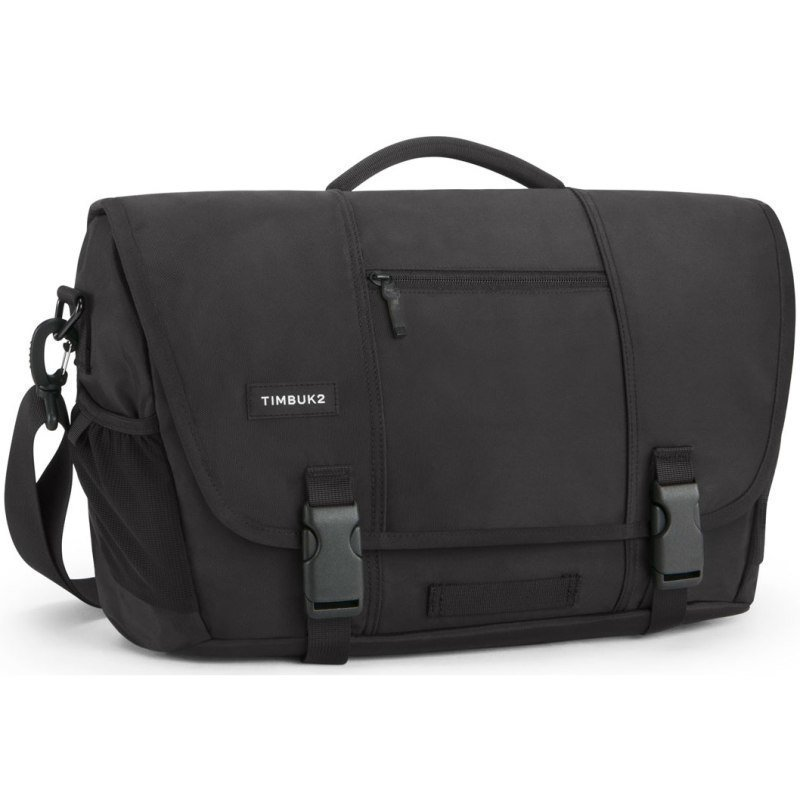 Timbuk2 Commute Laptop TSA-Friendly Messenger Bag M Black