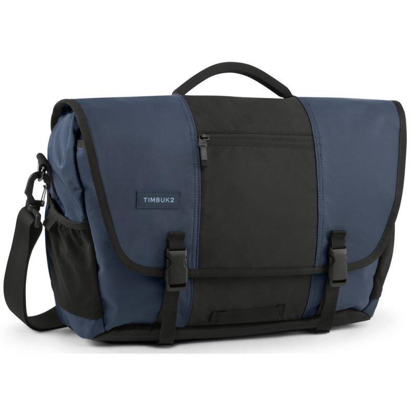 Timbuk2 Commute Laptop TSA-Friendly Messenger Bag M Dusk Blue/Black
