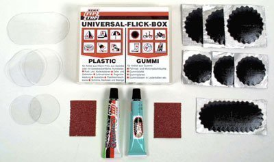 Tip Top universal 'Flick-Box' repair kit