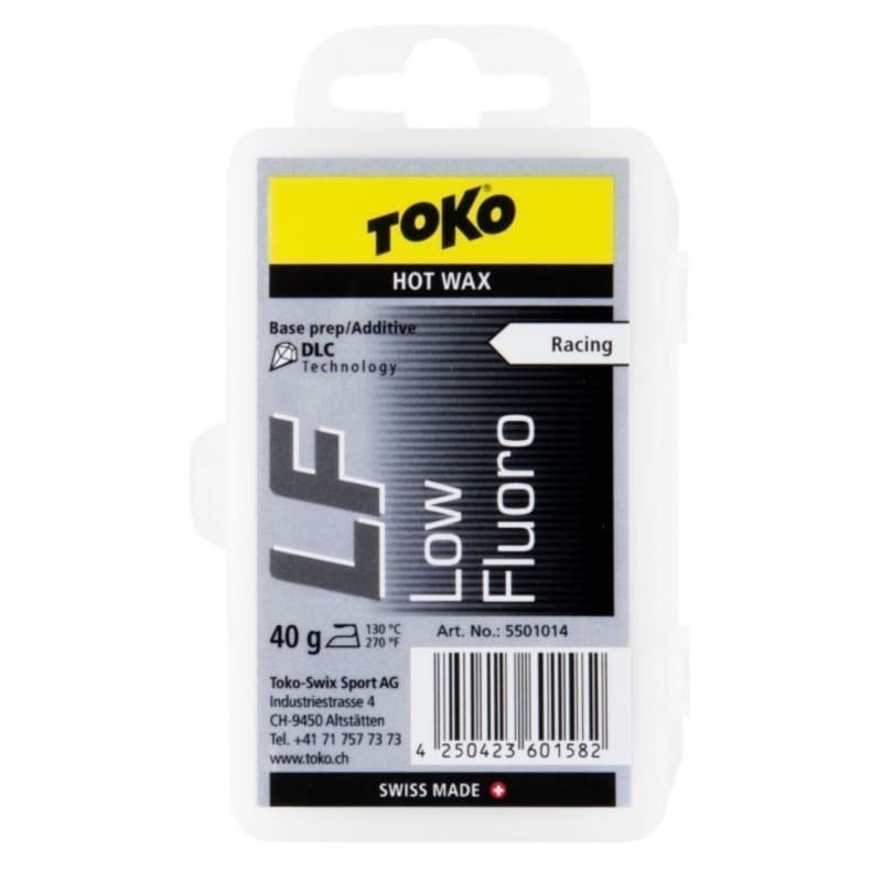 Toko LF Hot Wax black 40g 40G Black