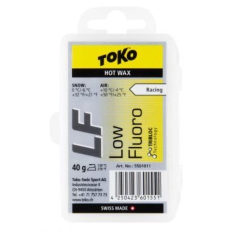 Toko LF Hot Wax yellow 40g