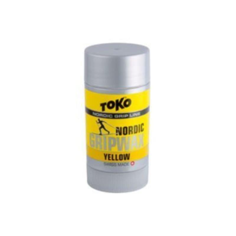 Toko Nordic GripWax yellow 25g 25G Yellow