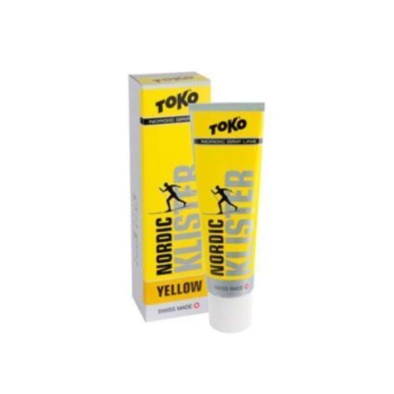 Toko Nordic Klister yellow 55g 55G Yellow