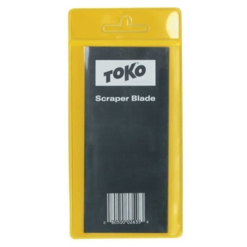 Toko Steel Scraper Blade ONESIZE Yellow/Black