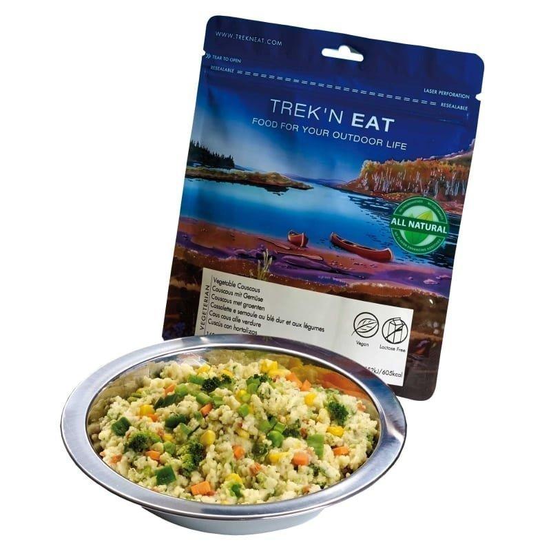 Trek'N Eat Couscous med grönsaker 1SIZE BLÅ