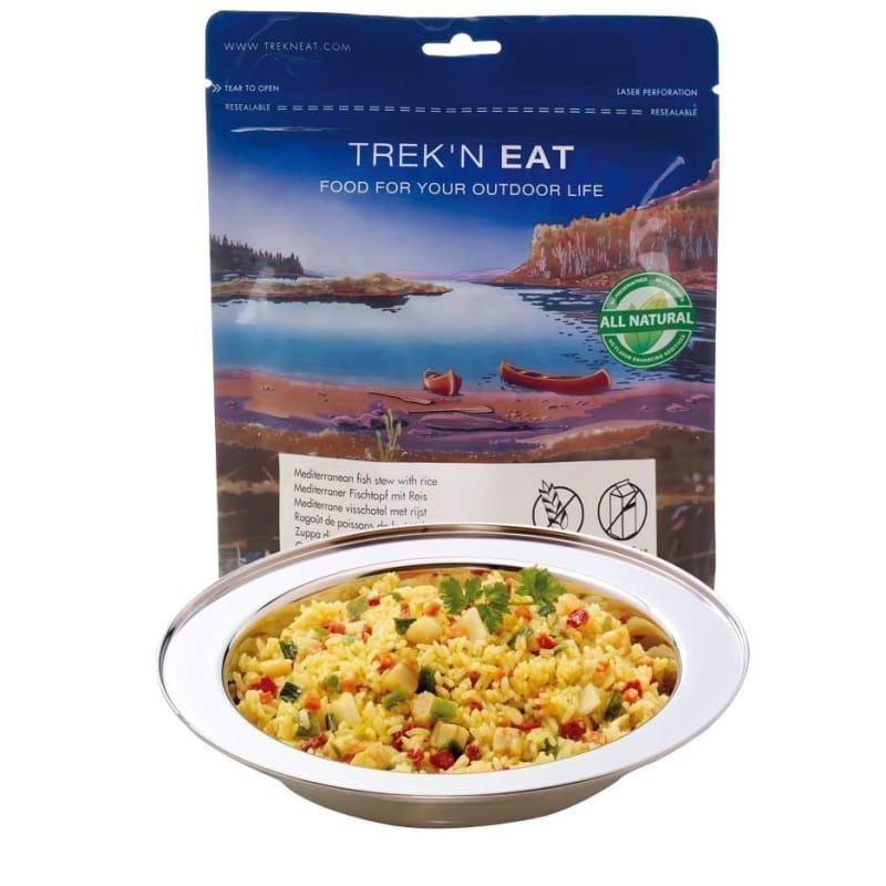Trek'N Eat Medelhavsfiskgryta med ris ONESIZE BLÅ