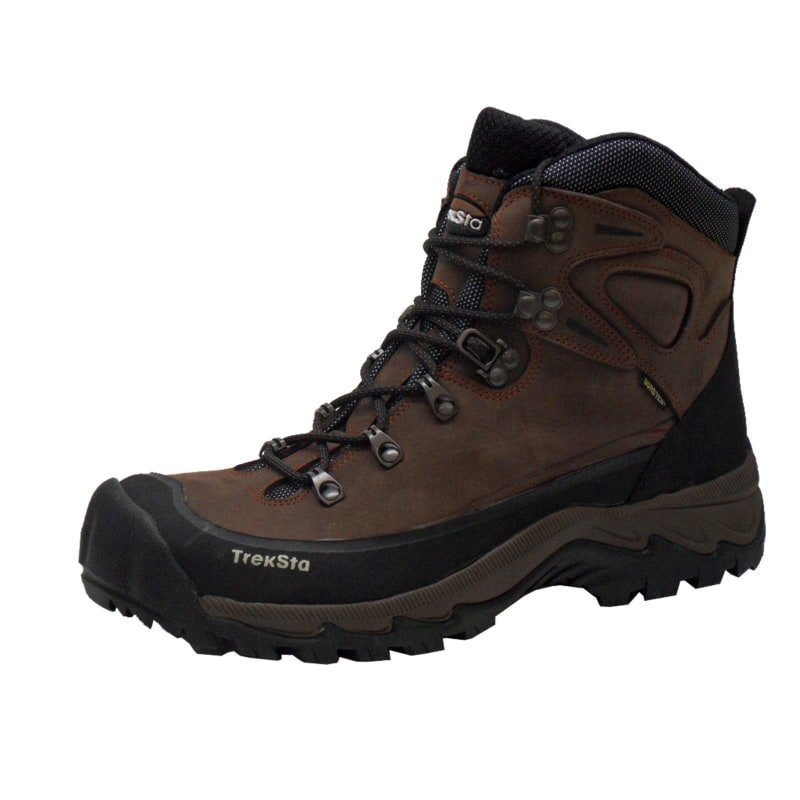 TrekSta Oslo 6 GTX 44 Dark Brown