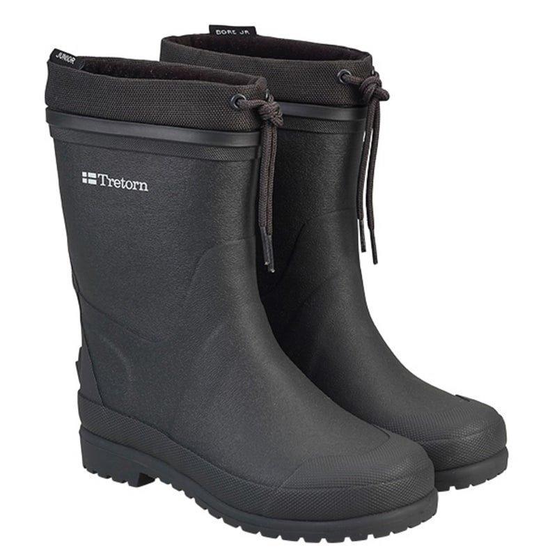 Tretorn Bore Jr 35 Black
