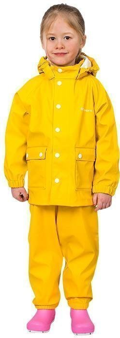 Tretorn Kids Wings Raincoat Keltainen 152