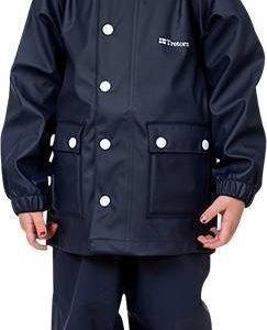 Tretorn Kids Wings Raincoat Navy 152