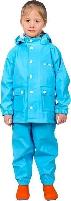 Tretorn Kids Wings Rainpant aqua 140