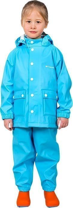 Tretorn Kids Wings Rainpant aqua 164