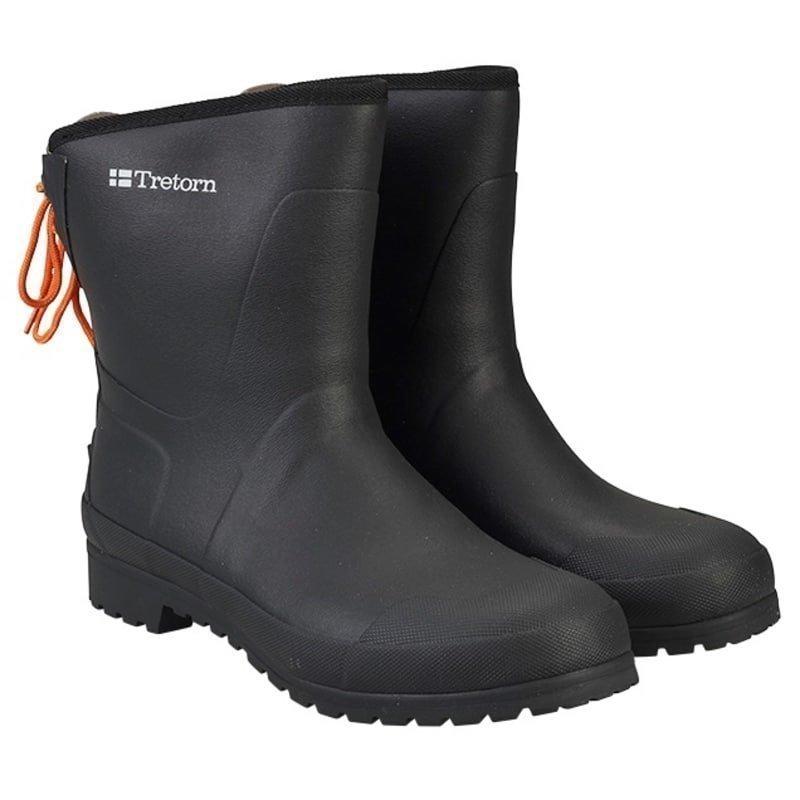Tretorn Redo Winter 45 Black